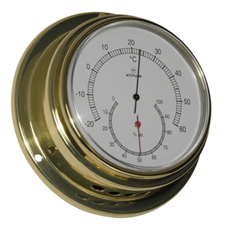 "Altitude Sailor 4"" Thermo / Hygrometer"