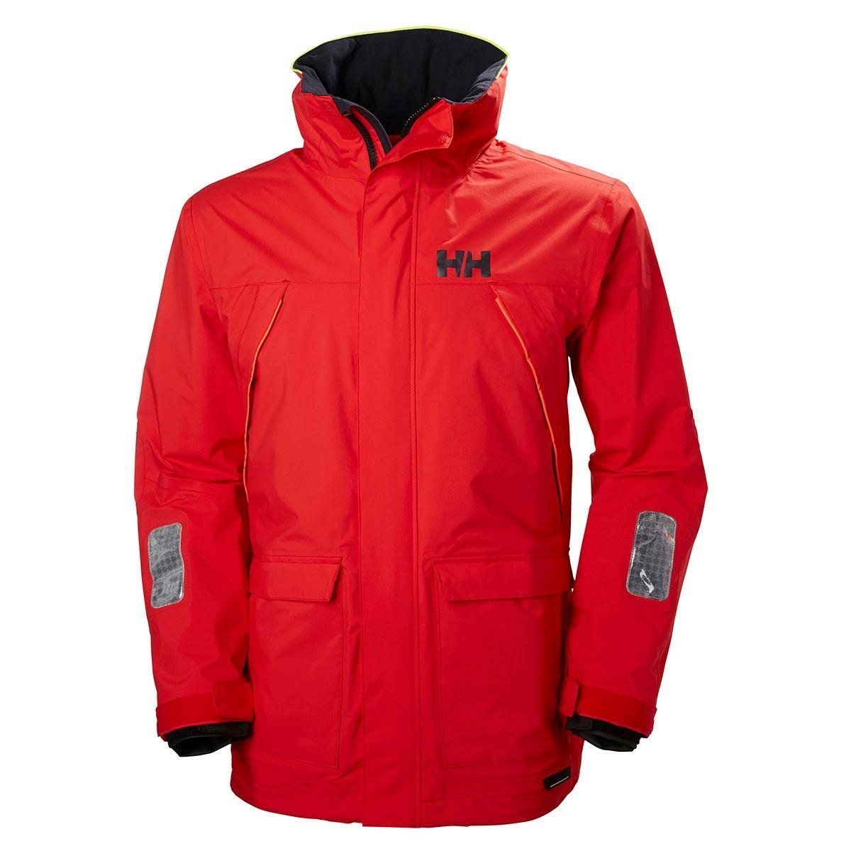 Helly Hansen PIER JACKET 222 Alert RØD str. XL