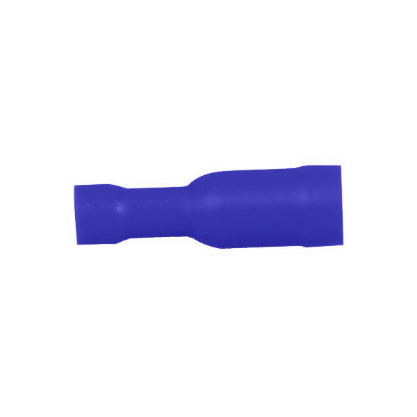 Hunstik rund blå 4.0mm 10stk