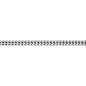 Liros Porto 12mm hvid-sort