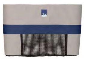 Tovværkstaske - Blue performance BP3510, str L