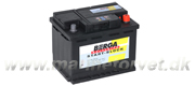 Start batteri 56AH