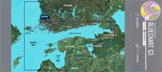 Bluechart G3 HXEU050R Finland & Riga