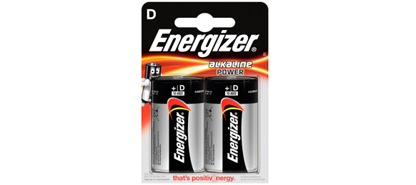 ENERGIZER POWER D 1,5volt 2stk.