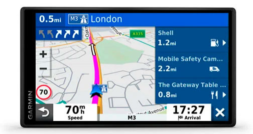 Garmin DriveSmart 55 & Live Traffic
