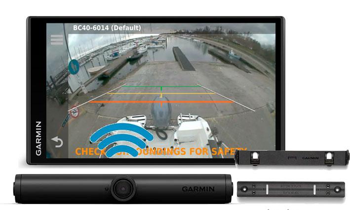 Garmin bakkamera DriveSmart 65 pakke