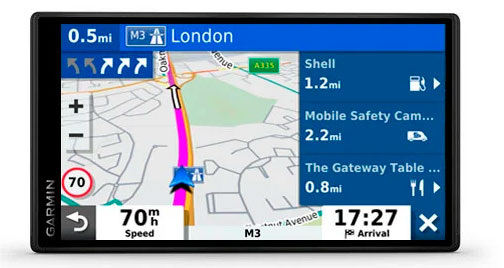 Garmin DriveSmart 65 & Live Traffic