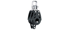 Harken Carbo Blok 29mm dobb/svl/hnsv
