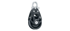 Harken hk6230 Element Blok 45mm Enkelt m/ svirvel