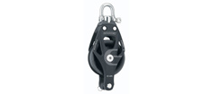 Harken hk6231 Element Blok 45mm Enkelt sv. hs.