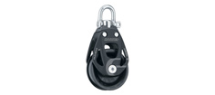 Harken Element Blok 60mm Enkelt m/ svirvel