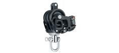 Harken Element Blok 60mm Trippel m/ svirvel/hun/fr