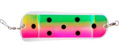 "HotSpot Mini Flasher 8"" Farve 714 Grøn/Pink/Guld"