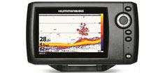 Humminbird 5X sonar G2