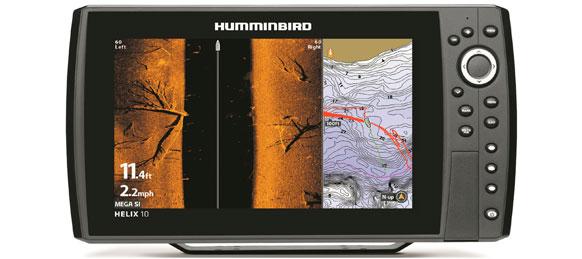 Humminbird Helix 10x CHIRP MSI GPS G3N