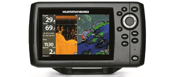 Humminbird Helix 5x DI GPS G2