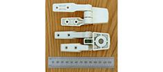 Jabsco 29098-1000 Hængsel sæt til træsæde compact