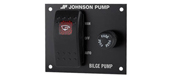 Johnson kontrolpanel - 12v