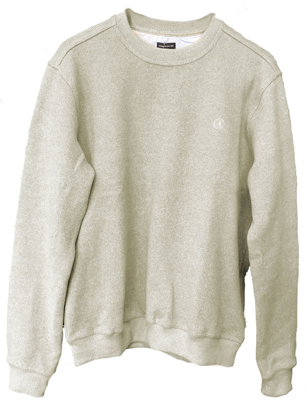Key West Winston Grey Melange Sweatshirt Str. M