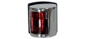Lanterne Bagbord (rød) rustfri 316