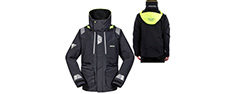 Musto BR2 Offshore Sejlerjakke Sort Str. XL