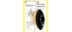 NASA Transducer til Skroggennemføring til Ekkolod