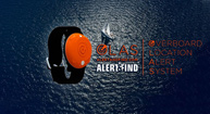 OLAS sea tags MOB alarm System