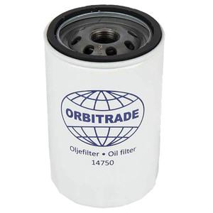 Orbitrade Oliefilter AQ205A Original nr. 841750