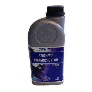Orbitrade Gearolie Syntetisk 75W-90 1L