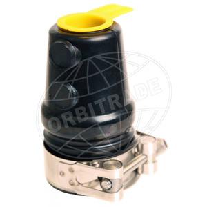 Gummipakboks / Black Jack volvo penta 25/43 mm