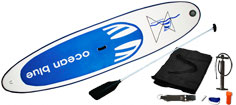 Ocean Blue SUP Board Børne/Junior
