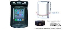 OverBoard OB1098BLK iPhone Case 3.5 mm Minijack