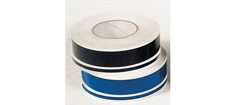 PSP 20mm x 10m blå staffering tape 2 striber