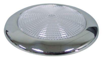 Rustfri 12v 1W LED loftslampe