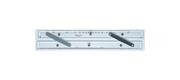 Parallellineal 450mm kraftig