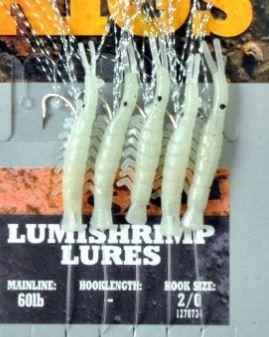 Shakespeare Lumishrimp Lure forfang