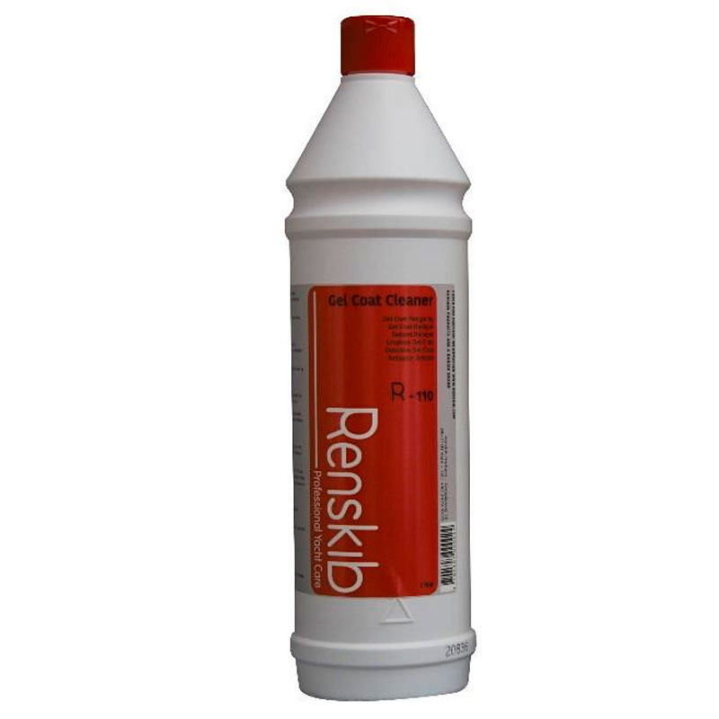 Renskib Gel Coat Cleaner (R-110), 1 liter