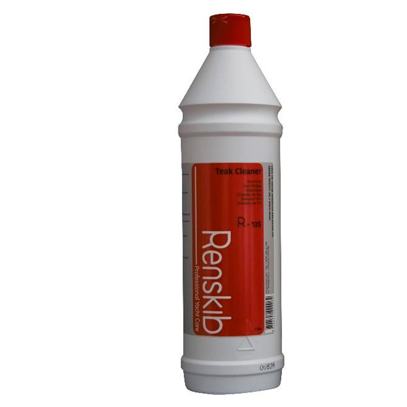 Renskib Teak Cleaner (R-125) 1 liter