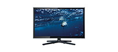 "Smart LED TV 24"" marine model"