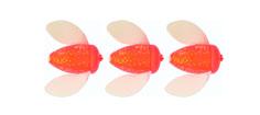 Spin N Glow Str. 12 Glitter Rocket Red