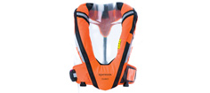 Spinlock Deckvest DURO 170N Erhversvest Orange