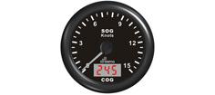 Wema GPS Spedometer 15 kn STD SS
