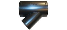 Webasto varmluftslange grenrør 90/90/60mm