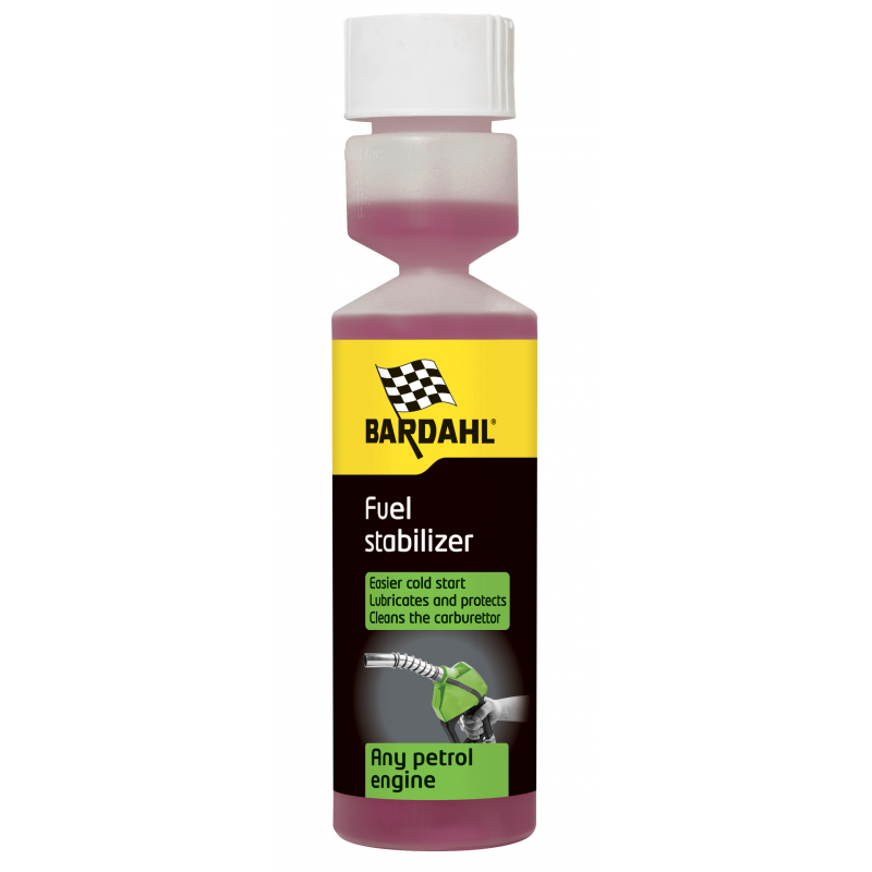 Bardahl Fuel Stabilizer, 250 ml