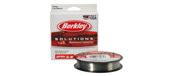 Berkley solutions nylonline 250 meter 0,47mm