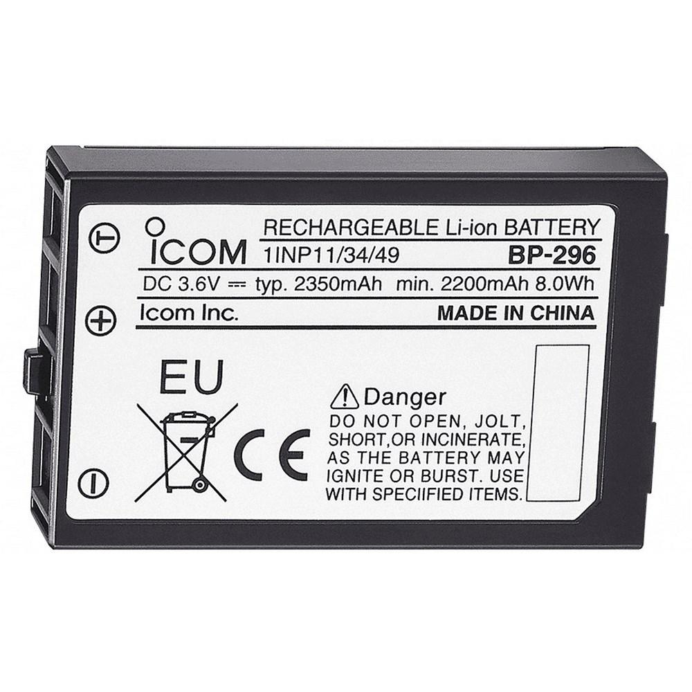 BP-296 Li-Ion Battery pack 2350mAh M37