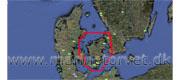 C-Map 4D Sjælland (EN-D109)