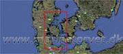 C-Map 4D Fyn (EN-D125)