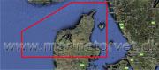C-Map 4D Nordjylland (EN-D274)