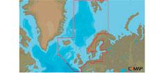 C-Map Max N+, NordEuropa Y050, v. 2019/MSD